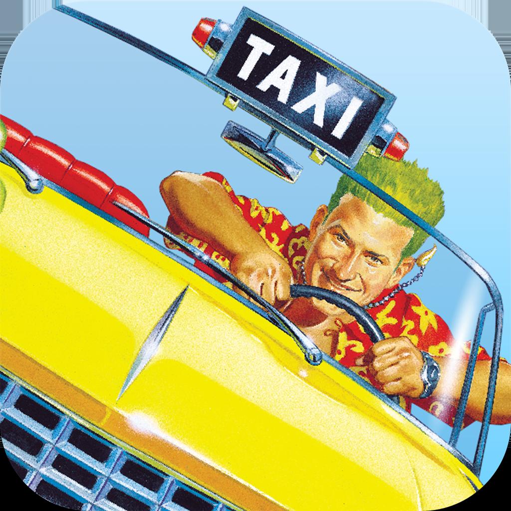 Crazy Taxi: Un jeu retro