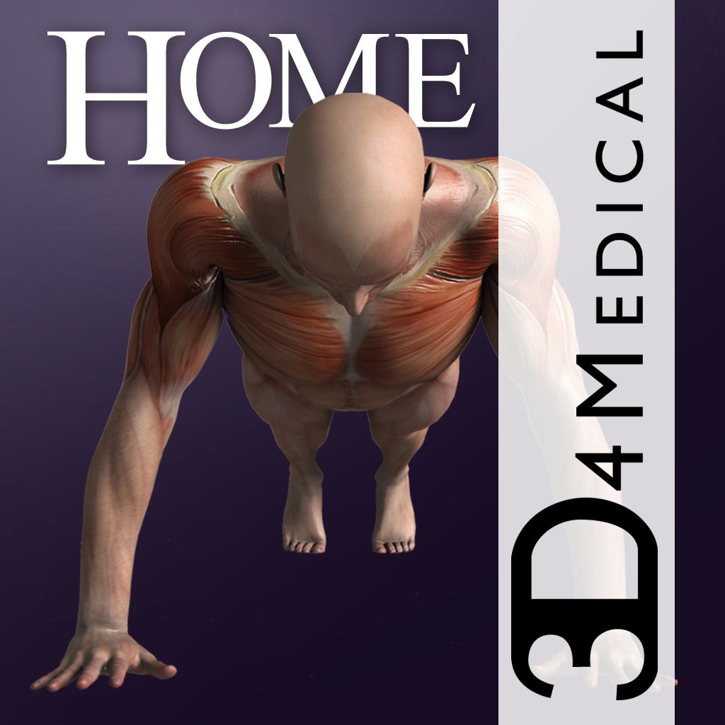 iMuscle Home - iPhone Edition