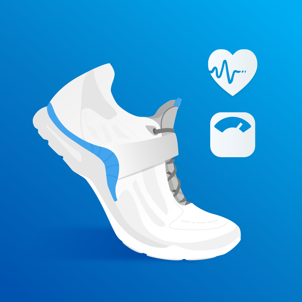 aso report overview pacer   pedometer plus weight management and blood